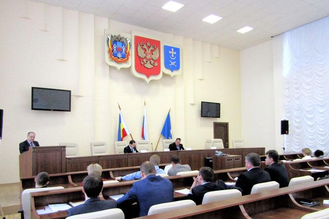 Официальный сайт Контрольно счетной палаты города Азова 29 января 2016 года состоялось расширенное совещание Азовской городской Думы Администрации города Азова и Контрольно счётной палаты города Азова Об